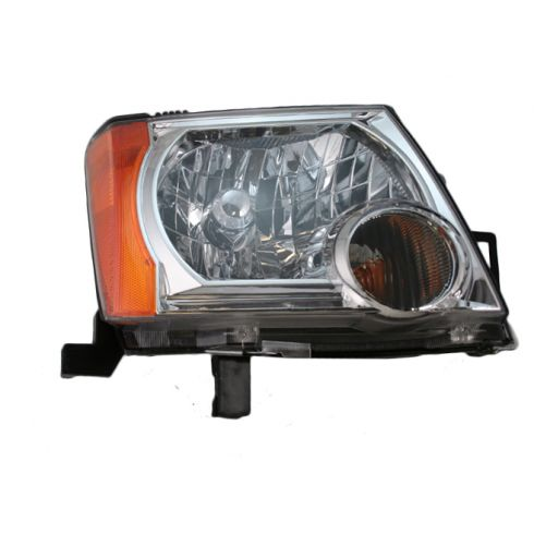 2005-07 Nissan Xterra Headlight Passenger Side