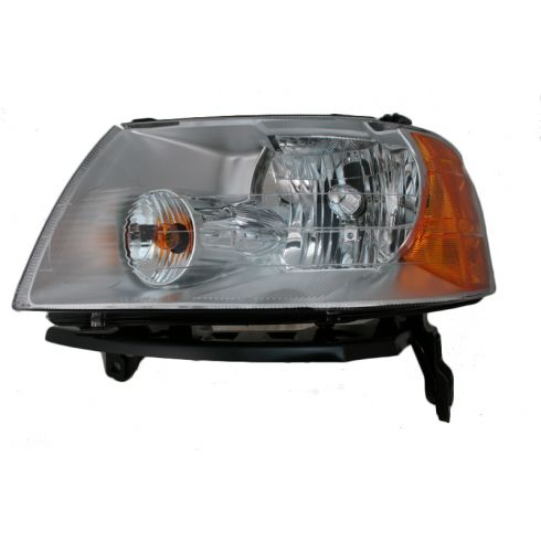 2005-07 Ford Freestyle Headlight Driver Side