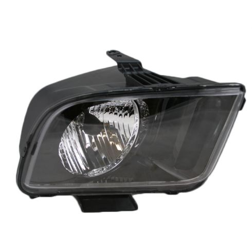 2007-08 Ford Mustang Headlight Passenger Side