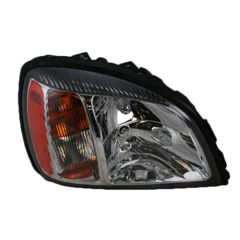 2004-05 Cadillac Deville Headlight Passenger Side