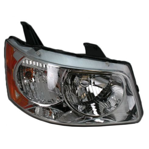 2006-07 Pontiac Torrent Headlight  Passenger Side