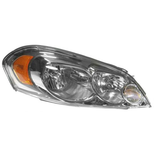 2006-07 Chevy Monte Carlo Impala Headlight Passenger Side
