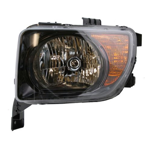 2007 Honda Element Headlight Driver Side