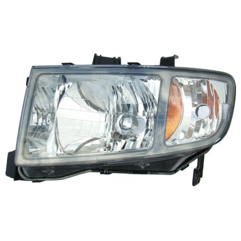 2006-08 Honda Ridgeline Headlight Driver Side