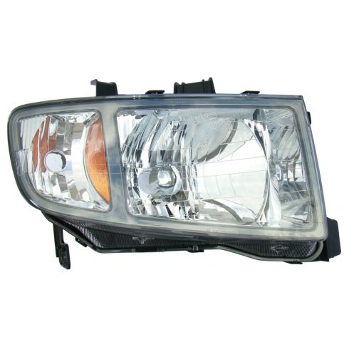 2006-08 Honda Ridgeline Headlight Passenger Side