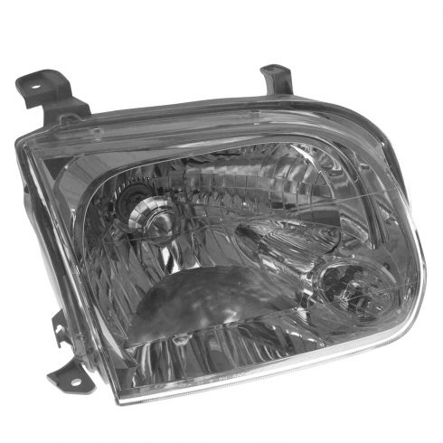05-07 Toyota Sequoia Tundra Double Cab 4dr  Headlight RH