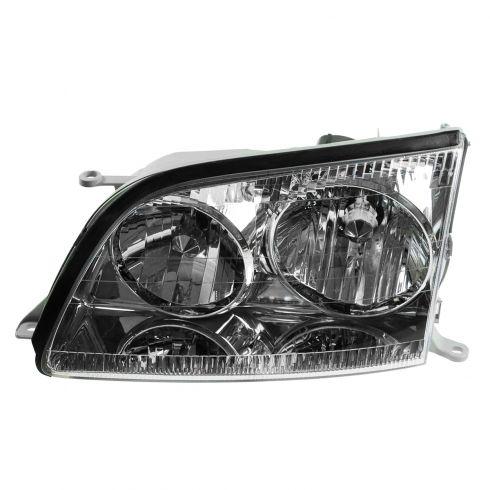 98-00 Lexus LS 400 Headlight LH  (Except HID)