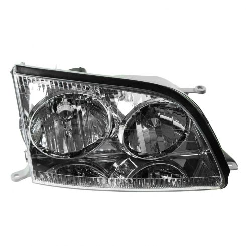98-00 Lexus LS 400 Headlight RH  (Except HID)