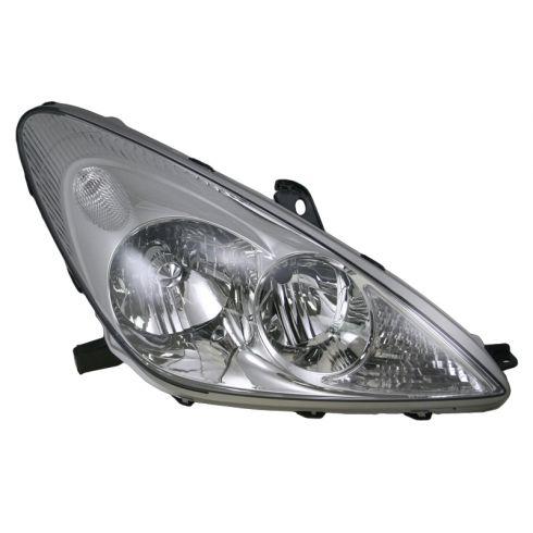 2002-04 Lexus ES300 Headlight Passenger Side for HID