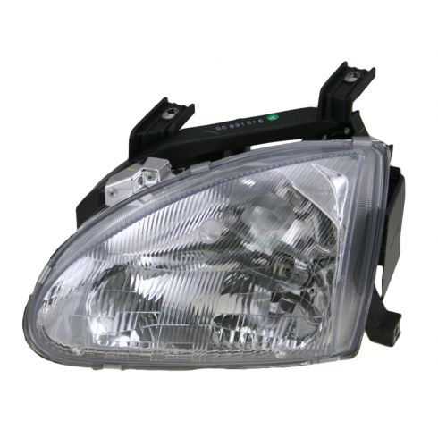 1993-97 Honda Civic DelSol Headlight Driver Side
