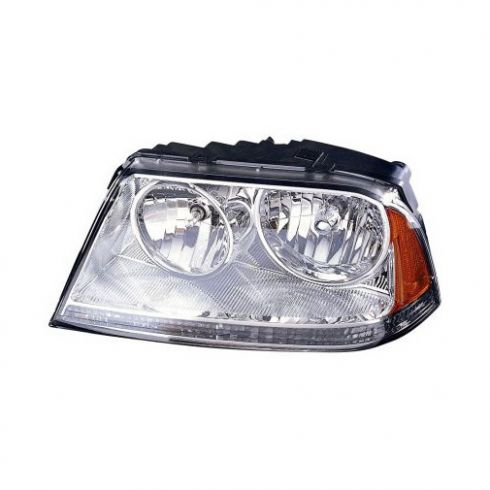 03-05 Lincoln Aviator Headlight Halogen RH