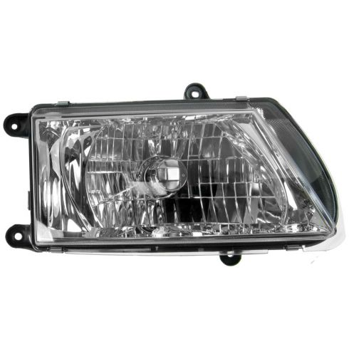 03-04 Isuzu Rodeo Headlight RH