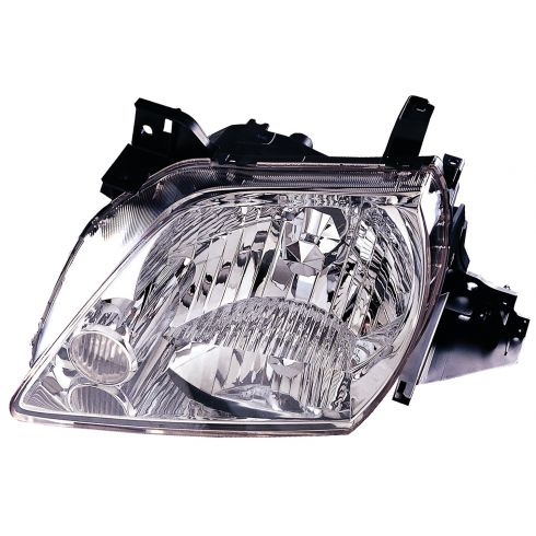 02-03 Mazda MPV Headlight LH