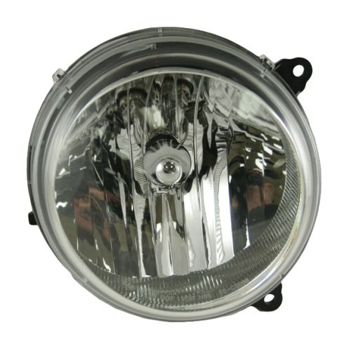 05-07 Jeep Liberty Headlight RH