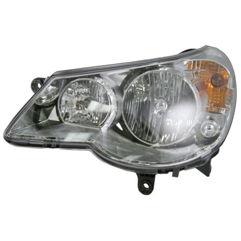 07-08 Chrysler Sebring Sedan Headlight LH