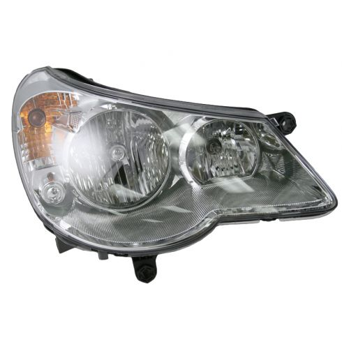 07-08 Chrysler Sebring Sedan Headlight RH