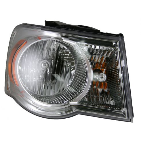 07-08 Chrysler Aspen Headlight RH
