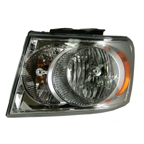 07-08 Dodge Durango Headlight LH
