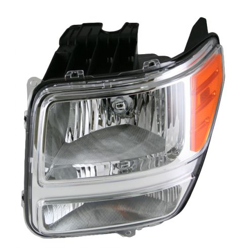 07 Dodge Nitro Headlight LH