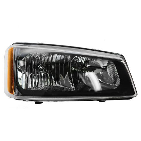 05-07 Chevy GMC Silverado Sierra Headlight RH