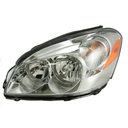 06-08 Buick Lucerne Headlight for CX Model LH
