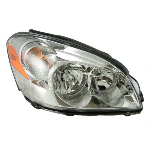 06-08 Buick Lucerne Headlight for CX Model RH