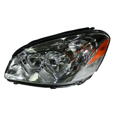 06-08 Buick Lucerne Headlight (Except CX Model) LH