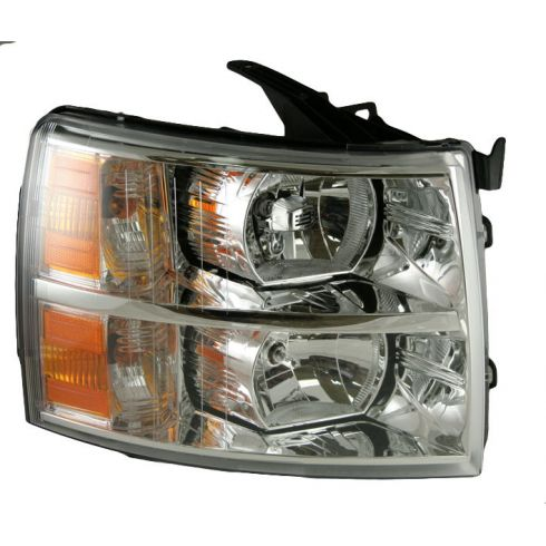 07-08 Chevy Silverado Pickup Headlight RH