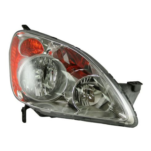 05-06 Honda C-RV Headlight (Built in UK) RH