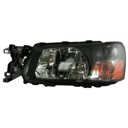 05 Subaru Forester Headlight LH
