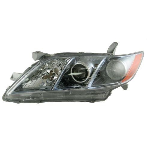 07 Toyota Camry Headlight for Hybrid Model LH