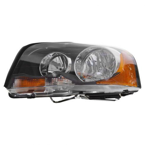 2003-08 Volvo XC90 Headlight Halogen Style LH