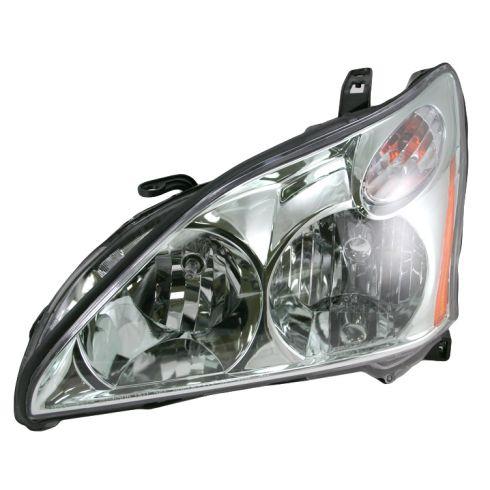 2004-08 Lexus RX-330/350 Headlight LH