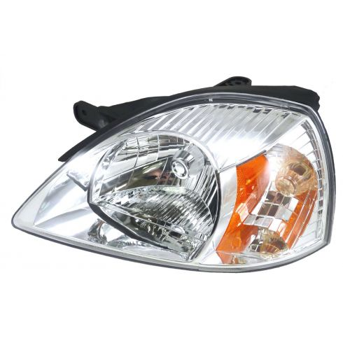 2003-05 Kia Rio Sedan Headlight LH