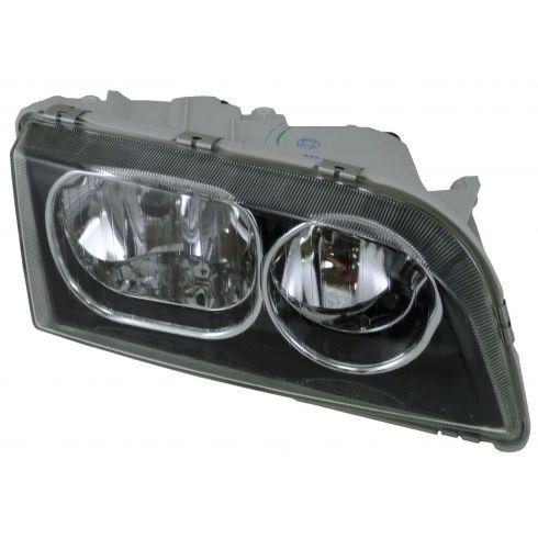 03-04 Volvo S-40 (BLK;Old Style) Headlight RH