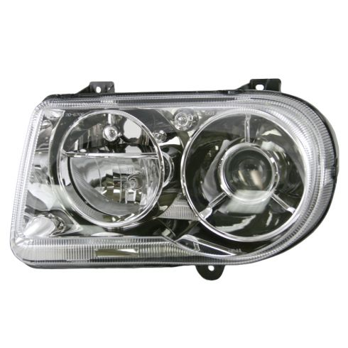 05-08 Chrysler 300 (5.7L;HALGN;w/ Delay) Headlight LH