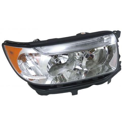 06-08 Subaru Forester (HALGN;W/O SPT) Headlight RH