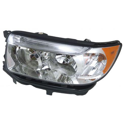06-08 Subaru Forester (HALGN;W/O SPT) Headlight LH