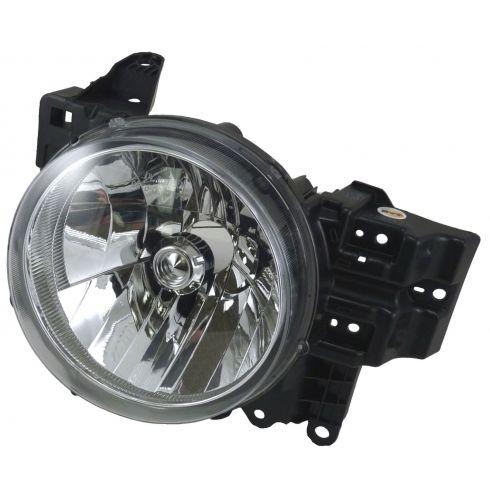 07-07 Toyota FJ Cruiser Headlight LH