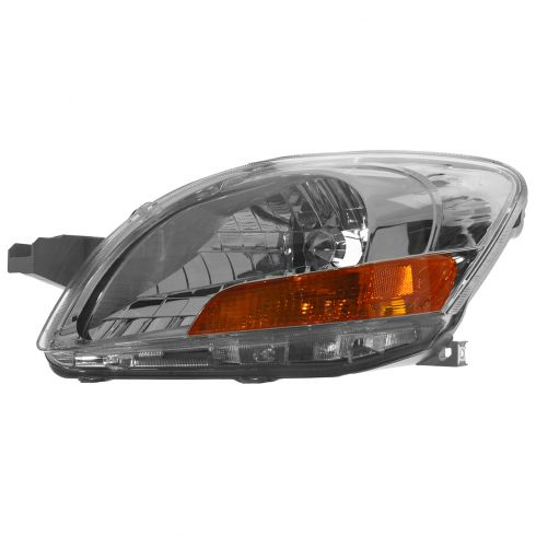07-08 Toyota Yaris Sedan Headlight LH