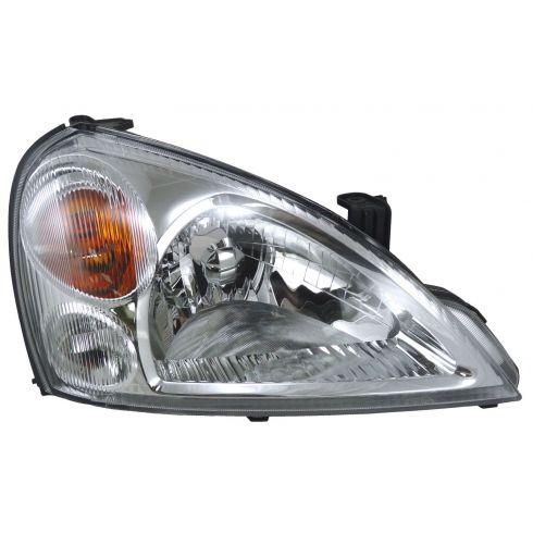 02-07 Suzuki Aerio Headlight RH