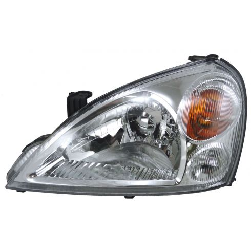 02-07 Suzuki Aerio Headlight LH