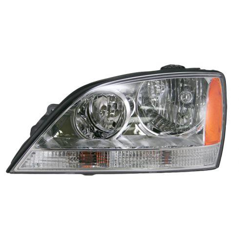 05-06 Kia Sorento (w/o Spt Pkg) Headlight LH