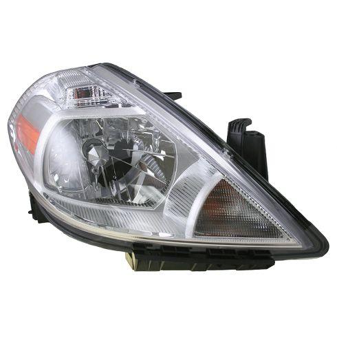 07-08 Nissan Versa Headlight RH
