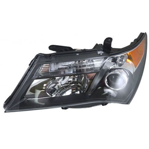 07-08 Acura M.D.X (BASE;TECH) Headlight LH