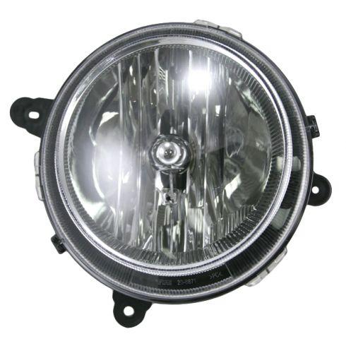 07-08 Jeep Compass Patriot (W/O LVLING) Headlight RH