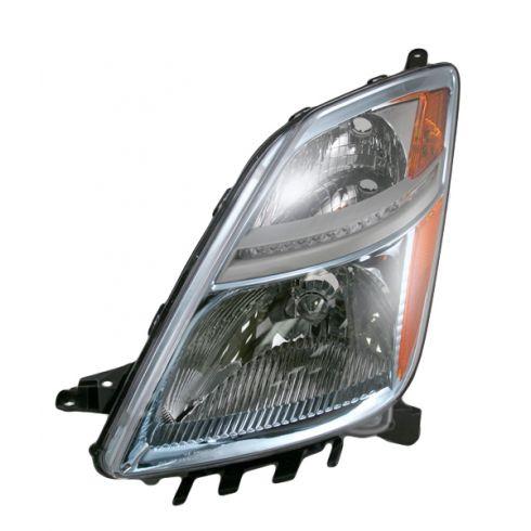 06-09 Toyota Prius (HLGN; fr 11-05) Headlight LH