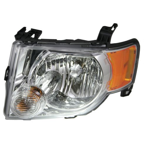 08-09 Ford Escape Hybrid Headlight LH