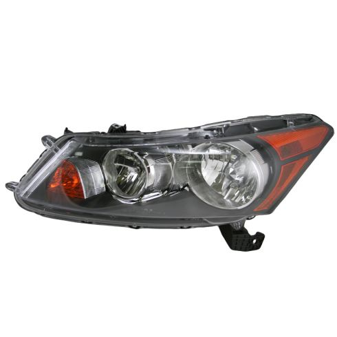 08-09 Honda Accord Sedan Headlight LH