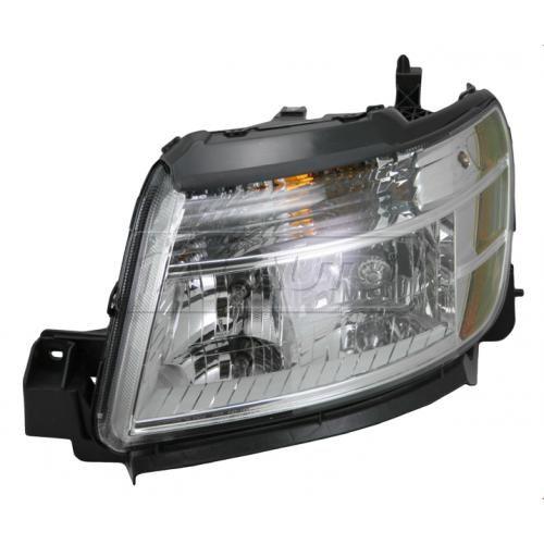 Ford Taurus Headlight Assembly : Ford taurus headlights aftermarket